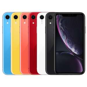 Apple iPhone XR 64GB Sim Free Unlocked £549 @ Argos