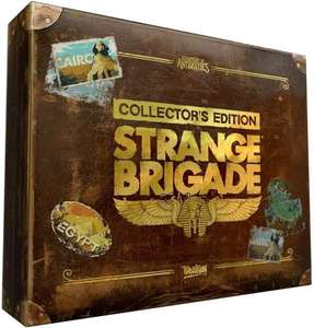 Strange Brigade Collector's Edition (Xbox One) at Amazon/DVD Gaming Direct for £30