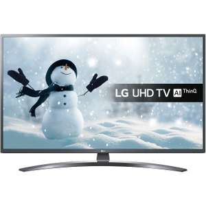 """LG 55UM7400PLB 55"""" Smart 4K Ultra HD TV with HDR10, True Colour Accuracy and Freeview Play £399 @ AO"""