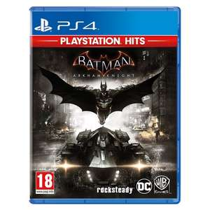 Batman Arkham Knight PS4 Game (PlayStation Hits) for £5.99 Delivered @ Monster-Shop