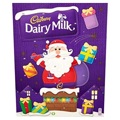 Free Cadbury's Advent Calendar (400 available) @ Bullring & Grand Central