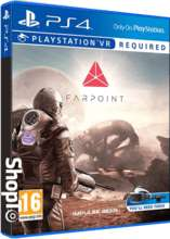 [PS4] Farpoint PlayStation VR (PSVR) £7.85 delivered @ Shopto