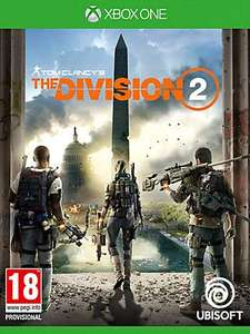 Tom Clancy's The Division 2, Xbox One / PS4 £9.97 @ John Lewis & Partners (+£2 Click & Collect)