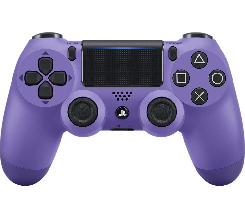 SONY DualShock 4 V2 Wireless Controller - Electric Purple - £19.78 @ Currys PC World
