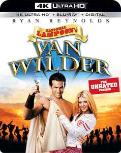 National Lampoon's Van Wilder [4K UHD + Blu-ray] - £13.82 delivered @ WowHD