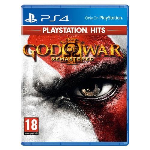[PS4] God Of War III 3 Remastered - £9.99 delivered @ Monster Shop