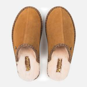 Goodwin Smith Men's Genuine Sheepskin Mule Slippers Various Colours - £19.99 (With Code) @ Goodwin Smith