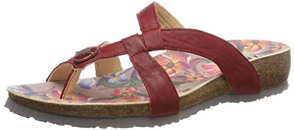 Think! Women's's Julia_484333 Flip Flops - Peach size 6.5 £25.26 @ Amazon