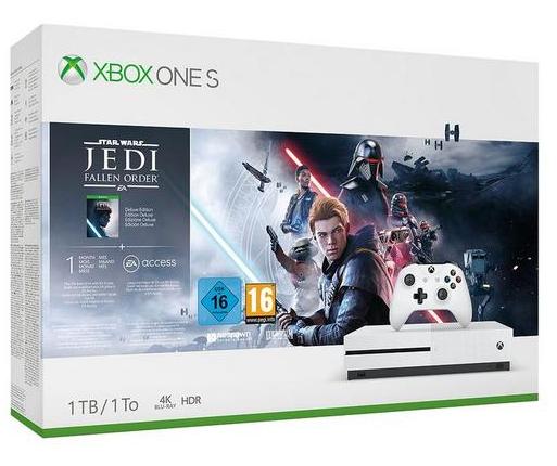 Xbox One S Star Wars Jedi Fallen Order (1TB) £169.99 @ Very