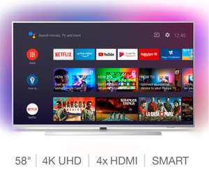 "Philips 58"" 58PUS7304/12 4K UHD Ambilight Smart TV £469.98 @ Costco in store only ( includes 5 year warranty)"