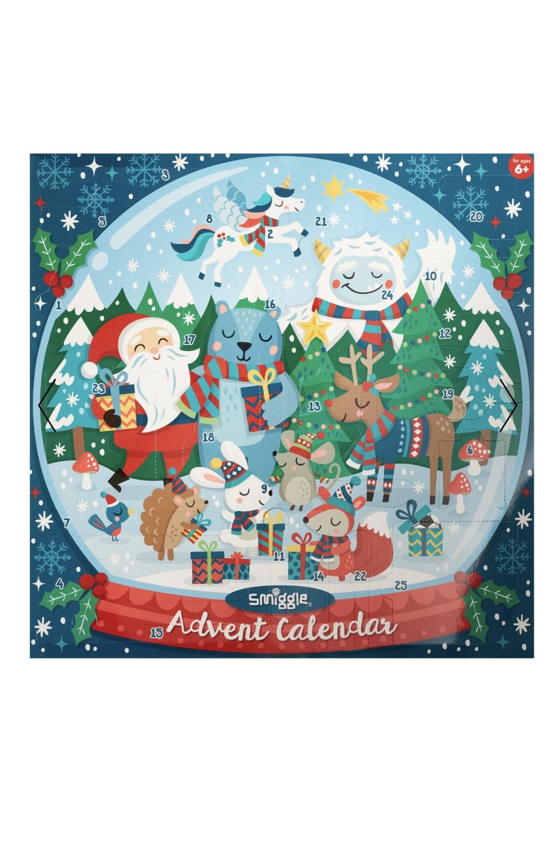 Smiggle Advent Calendar £20.99 Delivered