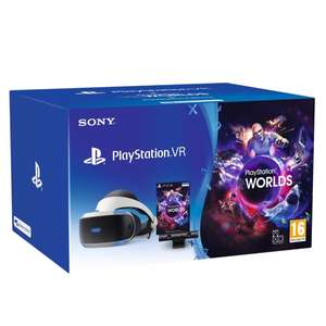 PlayStation VR Starter Pack £179.99 @ smyths