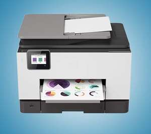 HP OfficeJet Pro 9022 Wireless All-in-One Colour Printer with 2 months Instant Ink Trial - £119.99 @ HP Shop