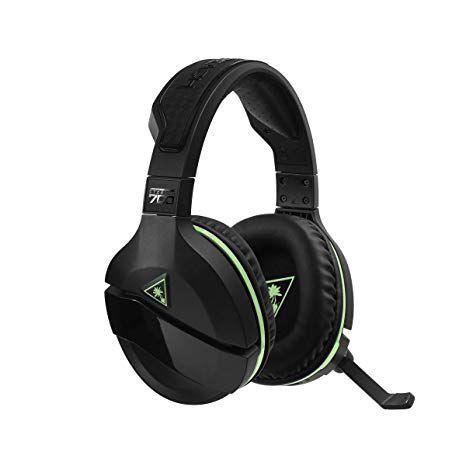 Turtle Beach Stealth 700 Premium Wireless Surround Sound Gaming Headset - Black/Green(Xbox One) £89.99 @ Game