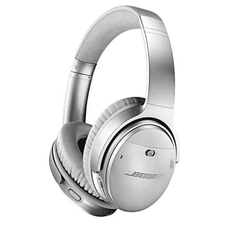 BOSE® QuietComfort 35 II Silver Headphones £199 Delivered @ RGB Direct