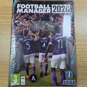 Football Manager 2020 £20 Delivered @ Barrow AFC Club Shop