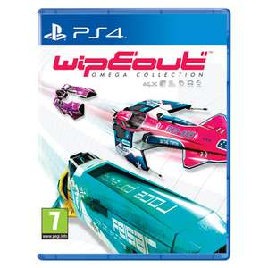 WipEout: Omega Collection PS4 - £9.99 delivered @ Monster Shop