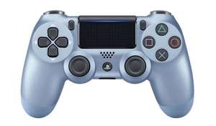 Sony PS4 DualShock Wireless Controller - Titanium Blue £34.99 @ Argos