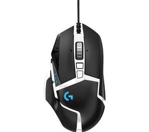 Logitech G502 HERO High Performance Gaming Mouse Special Edition £45 at Currys