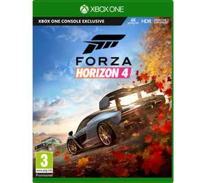 Forza Horizon 4 (Xbox One) £14.99 Delivered @ Currys