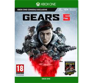 XBOX ONE Gears 5 for £18.99+Free 6 month Spotify Premium subscription for new Premium accounts Delivered @ Currys