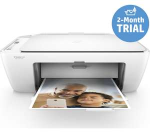 HP DeskJet 2620 All-in-One Wireless Inkjet Printer £19 at Currys (2 month free trial of HP Instant Ink)