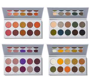 Jaclyn Hill eyeshadow palette collection now £36.75 (With Code) @ Morphe