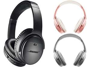 Bose QuietComfort 35 (Series II) Wireless Headphones, Noise Cancelling (All colours) £199 with 2 year guarantee @ John Lewis & Partners