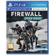 [PS4] Firewall Zero Hour PlayStation VR (PSVR) £11.99 @ Argos (Free Collection)