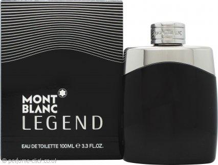 Mont Blanc Legend EDT 100ml spray - £34.10 @ Perfume Click