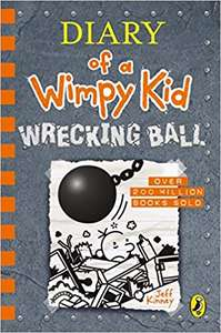 Diary of a Wimpy Kid: Wrecking Ball (Book 14) (Diary of a Wimpy Kid 14) £5 + £2.99 delivery NP @ Amazon
