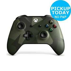Xbox Wireless Controller - Armed Forces II Special Edition £26.99 @ Argos on ebay