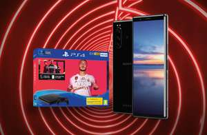 Sony Xperia5 + PS4 Bundle £31pm x 24 Months + £49 upfront- Unlimited Lite Plan @ Vodafone - Total Cost: £793