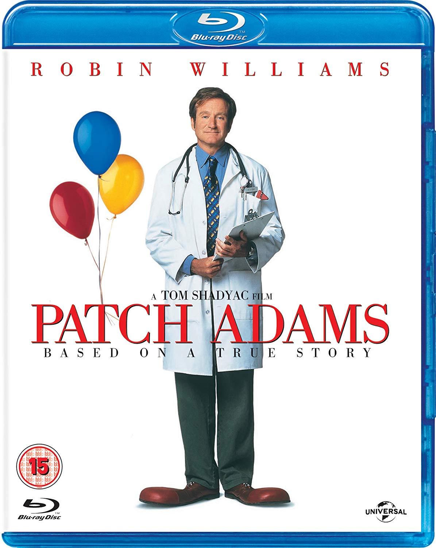 Patch Adams [1998] Blu Ray Robin Williams £2.99 @ amazon (+£2.99 Non prime)