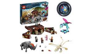 LEGO Fantastic Beasts Newt's Case of Magical Creatures-75952 - £30 @ Argos (Free Collection)