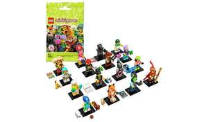 LEGO Minifigures Series 19 71025 £1.50 @ Argos (How to feel guide in post)