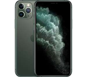 iPhone 11 pro 64gb £999 / £949 (curry's price match against very) (£888.21 using Blue Light Card) @ Currys