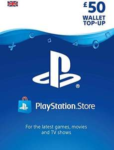 PlayStation PSN Wallet Top-Ups at ShopTo e.g. £50 for £41.85 / £80 for £68.85 / £90 for £78.85 / £100 for £87.85 - Digital Delivery ShopTo