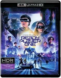 Ready Player One [4K UHD + Blu-ray] - £12.20 delivered @ WowHD