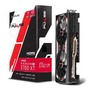 Sapphire Pulse AMD Radeon RX 5700XT £376.98 + £5.48 delivery @ Scan