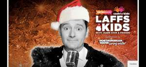 Laffs for kids @ Newcastle City Hall