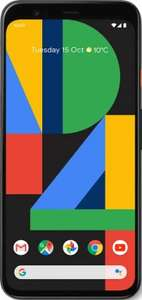 Google pixel 4 Just Black (or Clearly White) 128GB £23pm - £696 @ Mobiles.co.uk