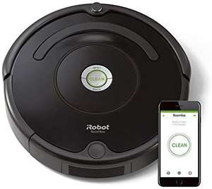 iRobot Roomba 671 Robot Vacuum Cleaner, WiFi Connected and programmable via app, Black £198.07 @ Amazon Germany