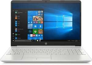 "HP 15.6"" Inch Slim i5-8265U 8GB DDR4 256 GB PCIe NVMe M.2 SSD FHD Laptop for £399.99 @ Argos"