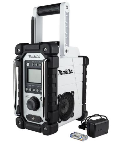 Makita DMR107W site radio half price £49.95 @ Powertool world