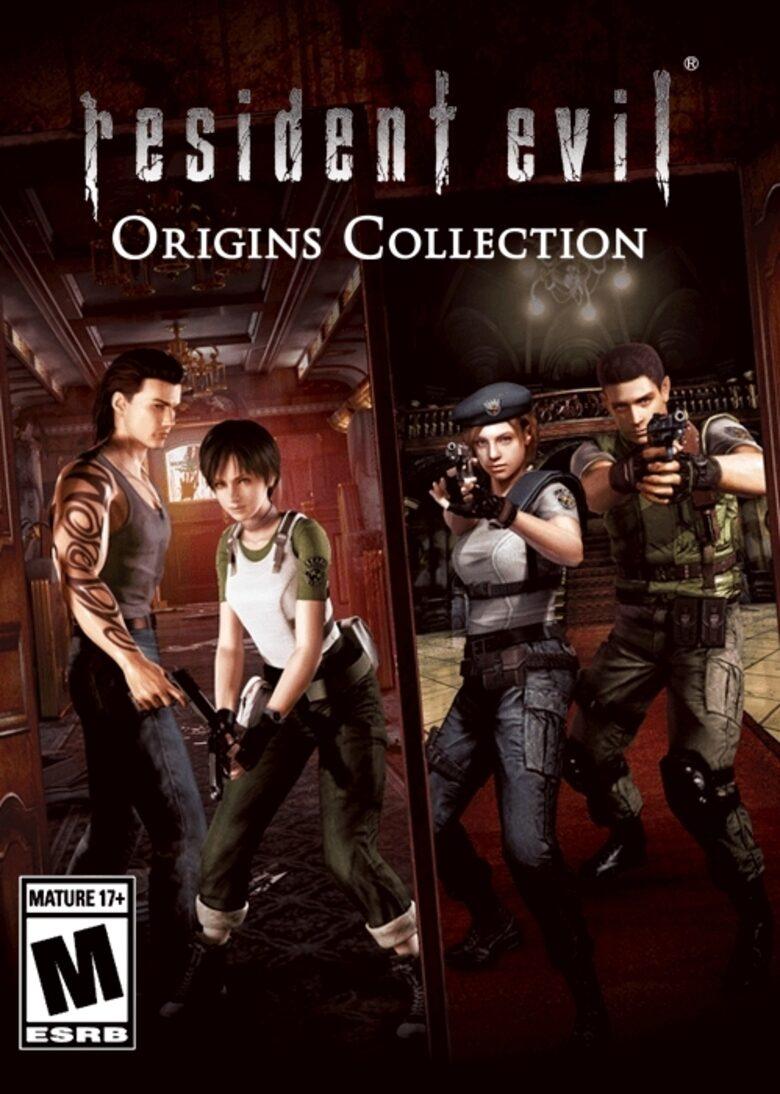 Resident Evil Origins Collection Steam Key EU £5.14 with code @ Eneba
