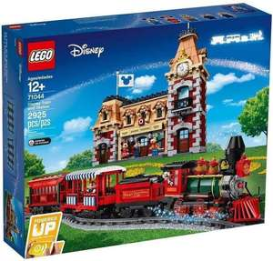 LEGO Disney 71044 Train & Station 30% off £209.99 @ LEGO Shop Instore & Online