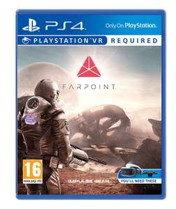 Farpoint PS VR Game (PS4) - £7.99 at Argos