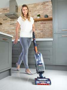 Shark anti-hair wrap upright vacuum with powered lift away [Nz801Ukt] - pet tool and free car kit for £199.96 at Shark