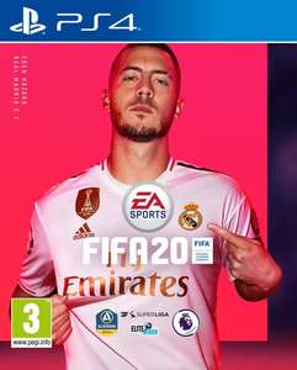 FIFA 20 (Nordic) PS4/XB1 (Black Friday Special) @ Coolshop
